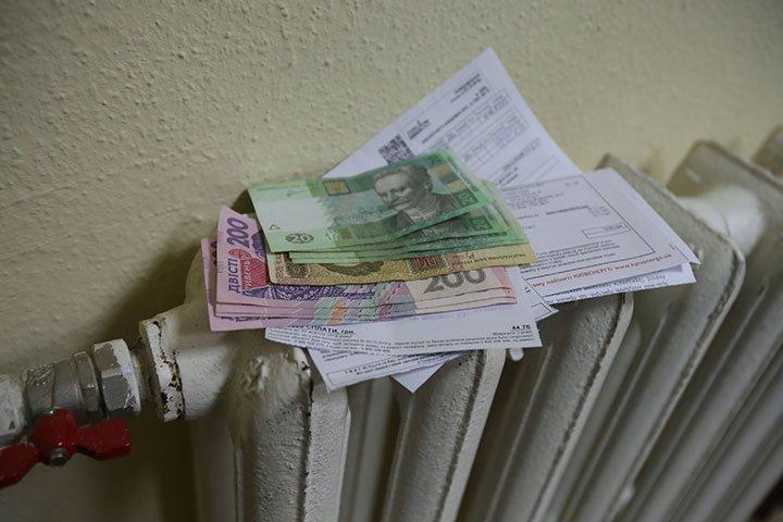 перерасчет долга по коммунальным платежам