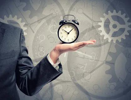 время долга