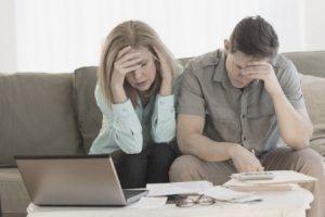 Последствия банкротства для семьи должника